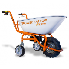 Sherpa Electric Powered Wheelbarrow