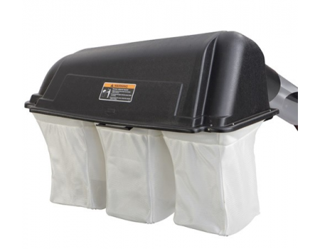Snapper 52 Inch Deck Triple Bag Collector Includes Turbo