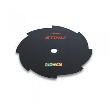 Stihl 230mm 8 Tooth Brush Cutter Blade