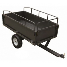 Tondu TSC1200 Steel Towed Garden Trailer