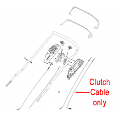Weibang Legacy 48 Pro Clutch Cable GM48F020000020