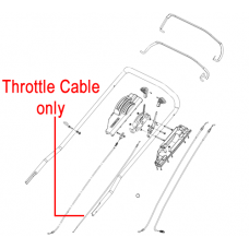 Weibang Legacy Throttle Cable GM56F030000040